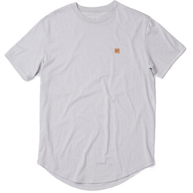 tentree Long T-Shirt Men Hi Rise Grey